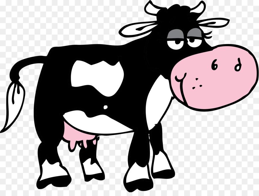 jumping cartoon cow clipart Guernsey cattle Dairy cattle Clip art