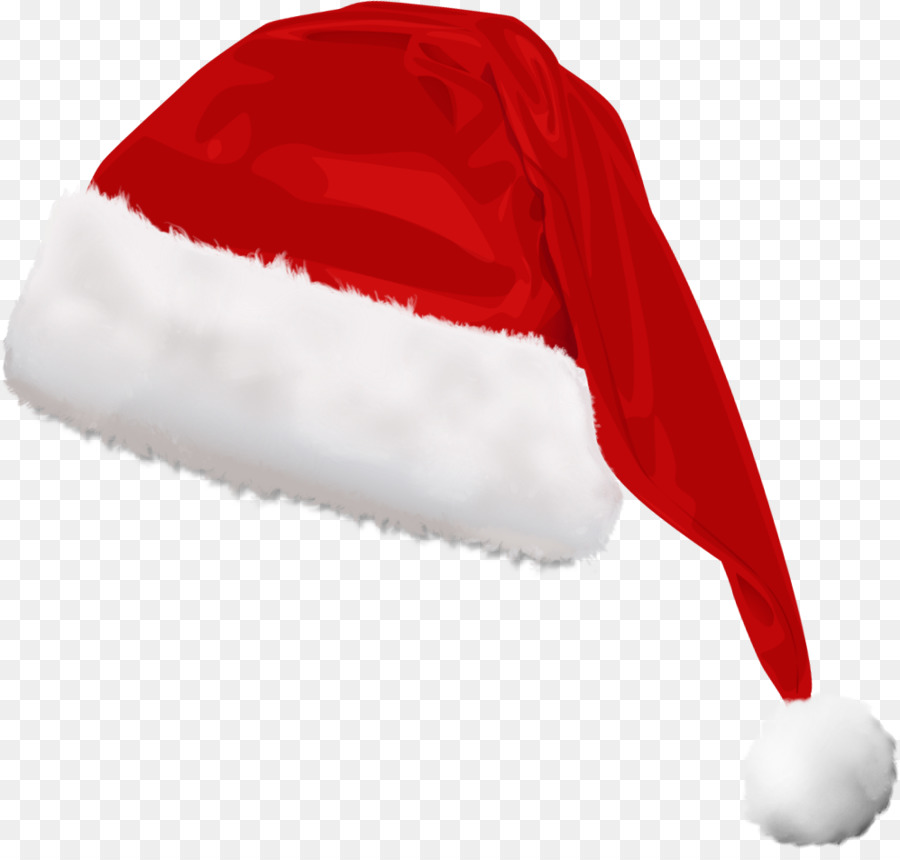 Christmas Hat Transparent Clipart.Christmas Hat Cartoon Clipart Hat Graphics Red