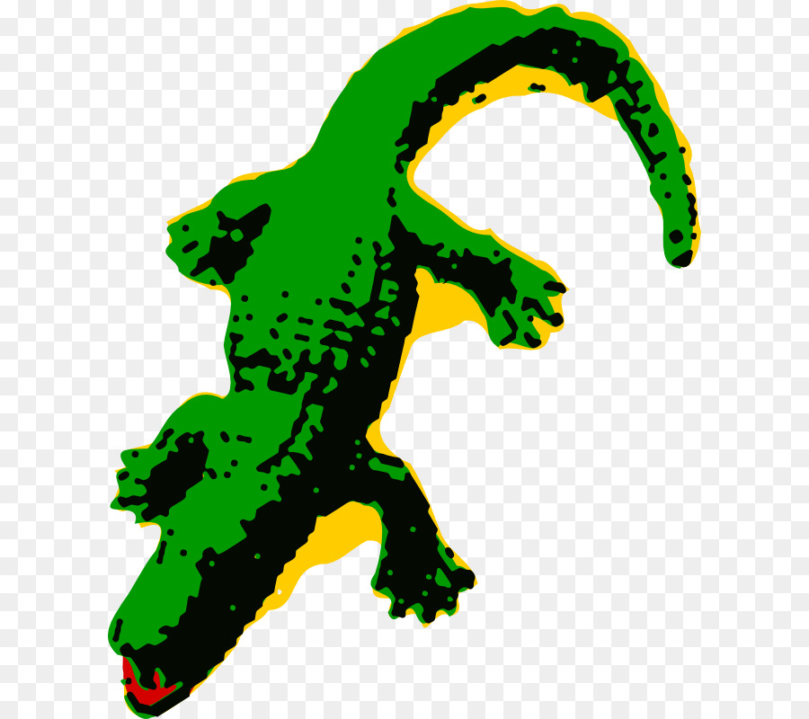 animated alligator clipart Alligators Crocodile Clip art