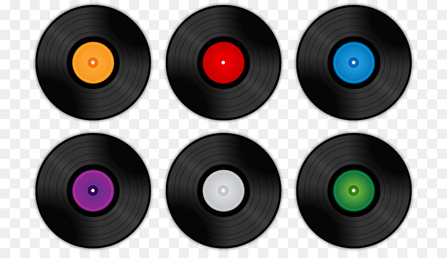 vinyl records vector clipart Phonograph record The Exchange - Records, DVDs, CDs, Video Games