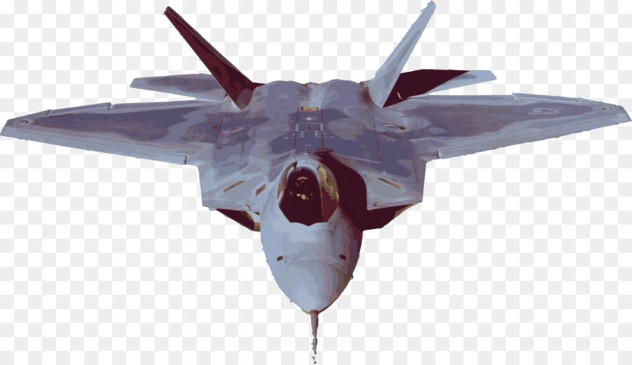 fighter jet clip art clipart Airplane Lockheed Martin F-22 Raptor Clip art