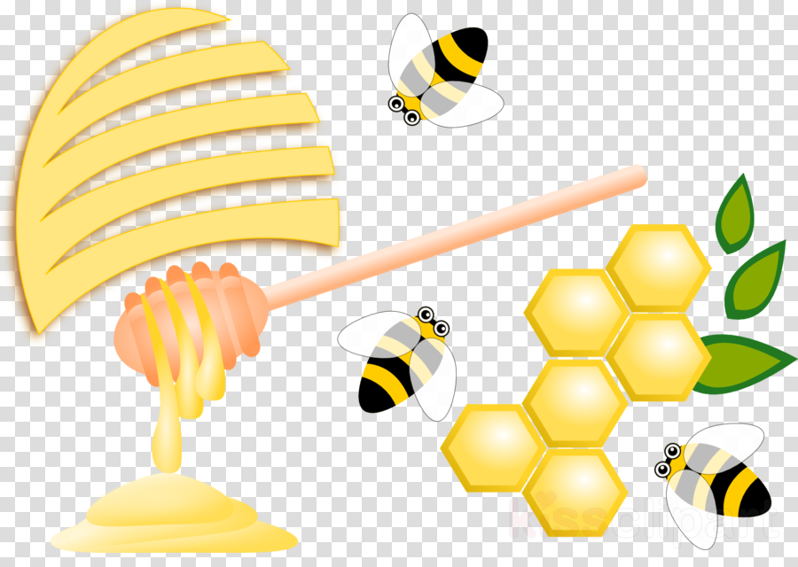 Beehive clipart Western honey bee Beehive
