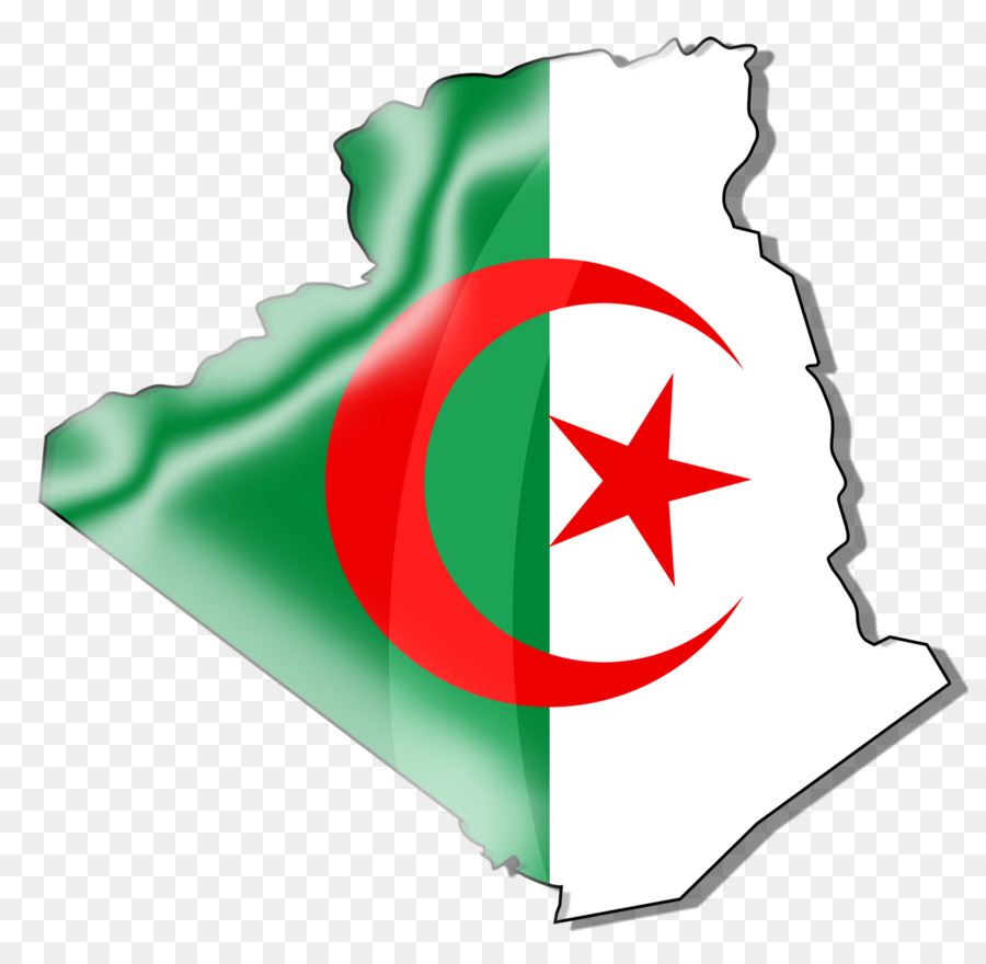 algeria flag transparent clipart Flag of Algeria