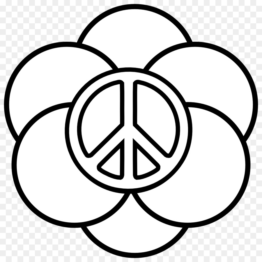 Download Colouring Pages Of Peace Signs Clipart Colouring Pages
