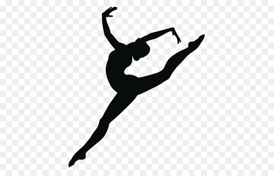 artistic split clip art - gymnastics silhouette PNG image with transparent  background | TOPpng