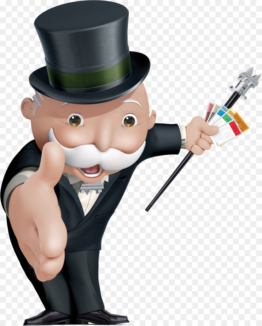 monopoly character png clipart Monopoly City Rich Uncle Pennybags