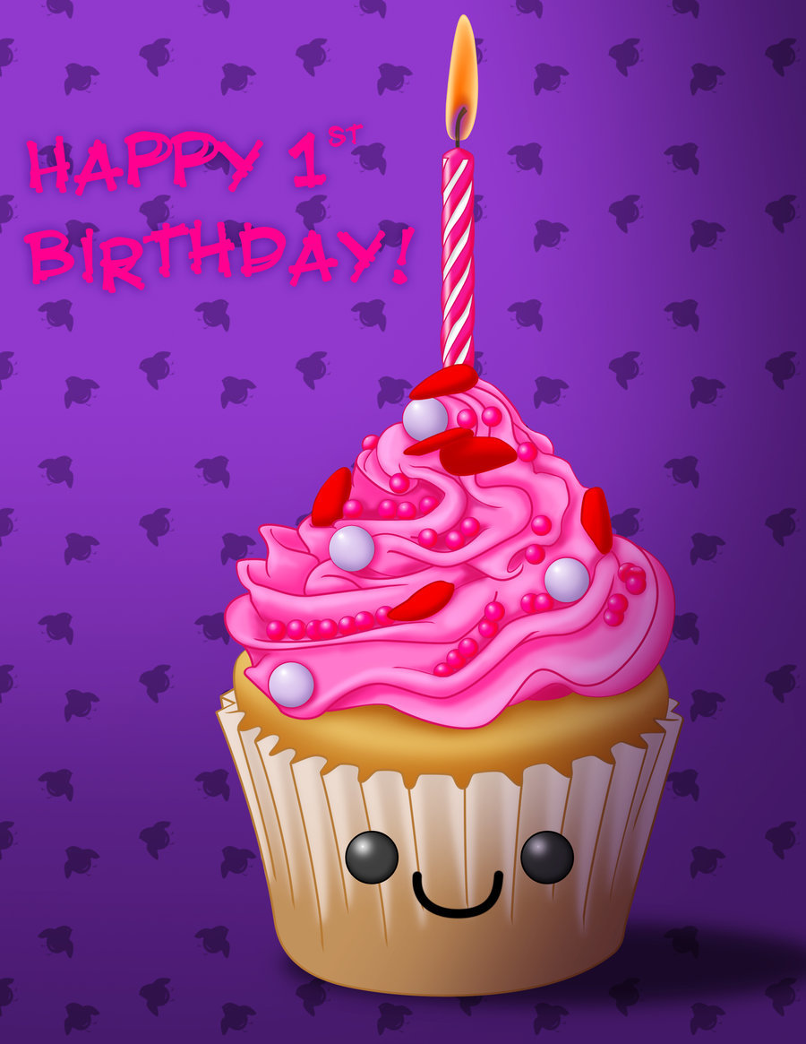 Download Cute Happy Birthday Cupcakes Clipart Birthday Cupcakes