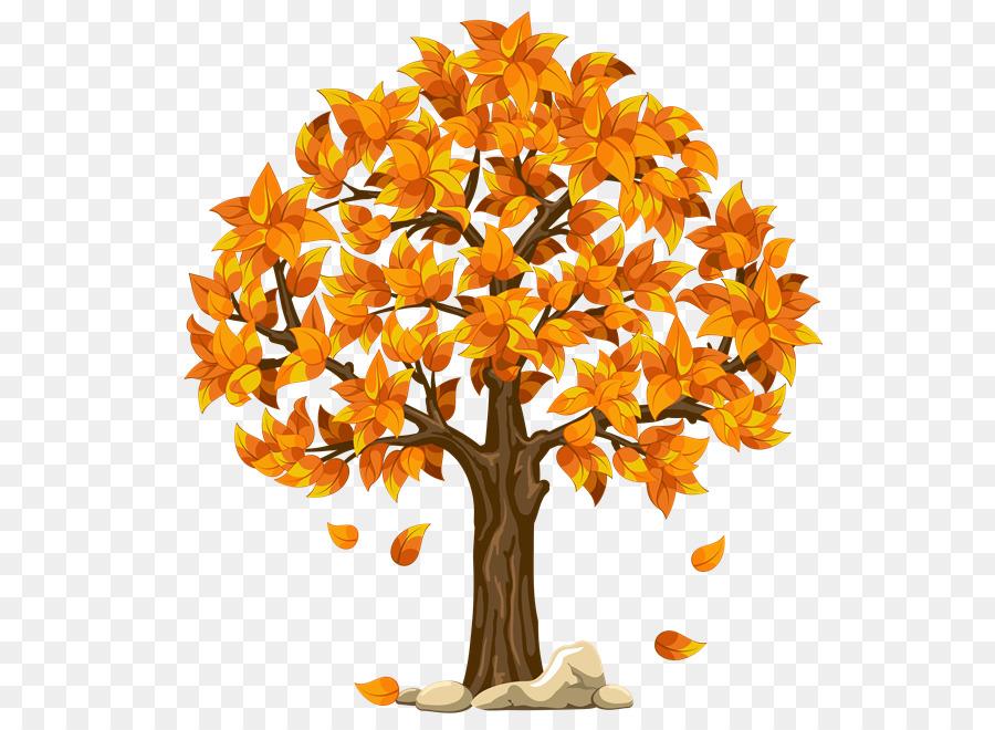 fall tree clipart Autumn Clip art