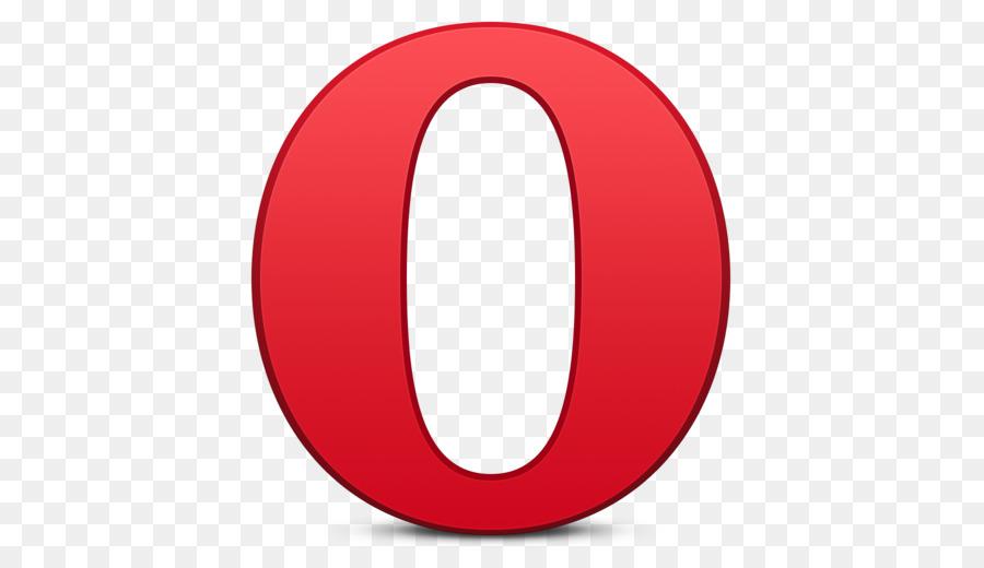 opera logo clipart Opera Web browser