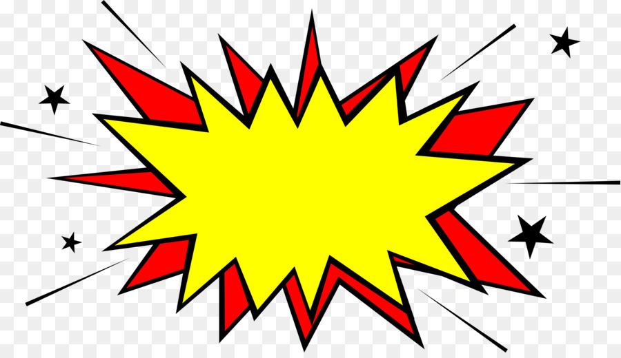 comic explosion png clipart Clip art