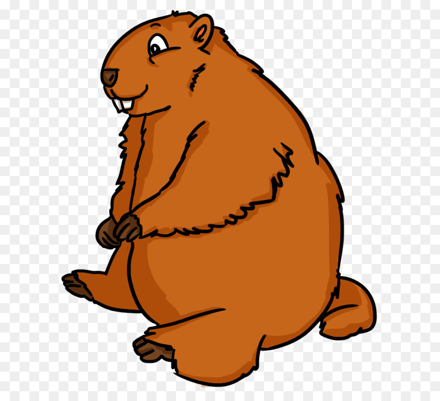 groundhog clip art clipart The Groundhog Clip art