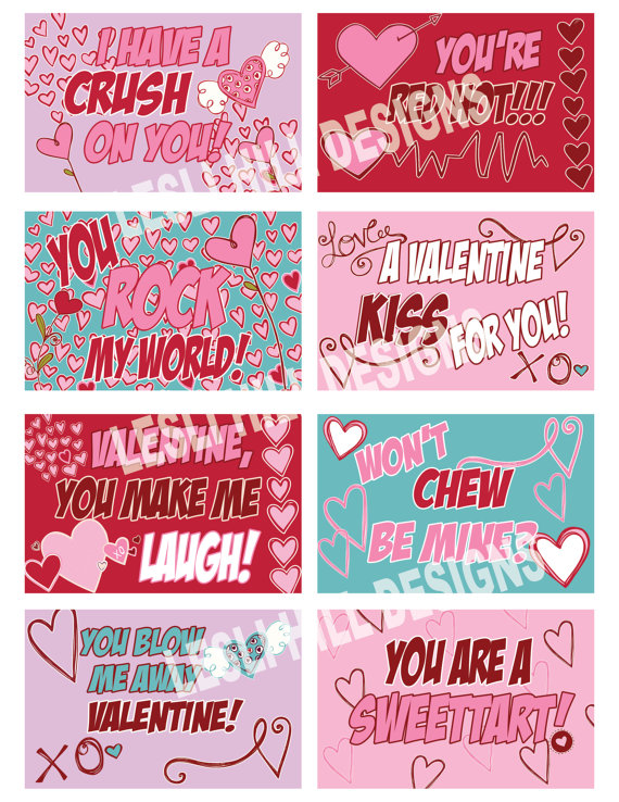 Clipart Resolution 570 738 Valentines Day Candy Grams Clipart