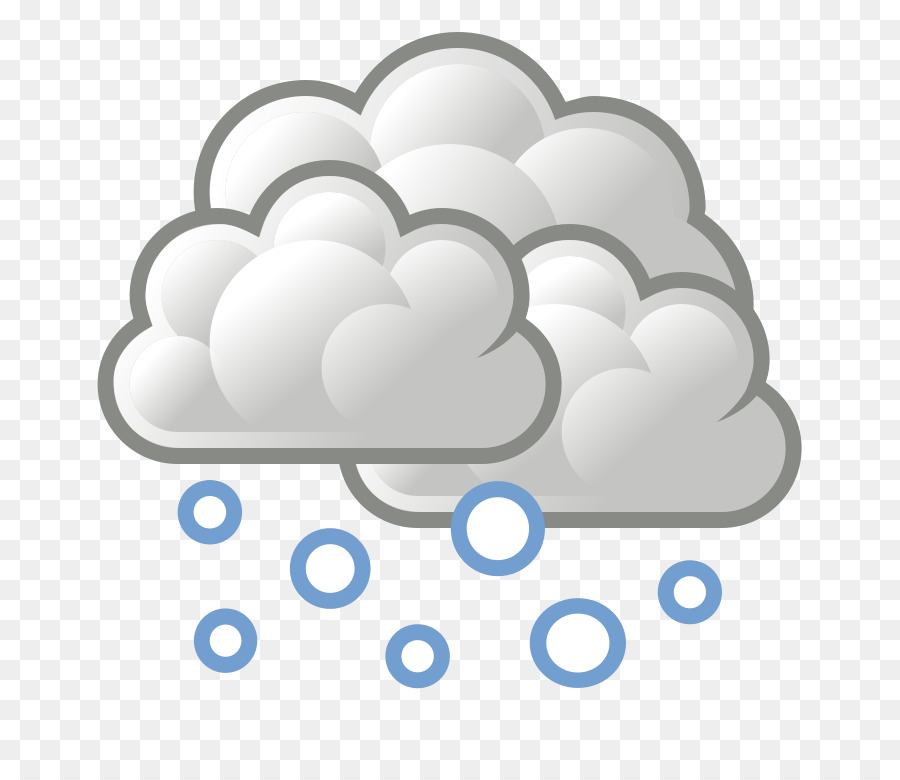 Download Weather Symbols Clipart Weather Forecasting Clip Art Snow