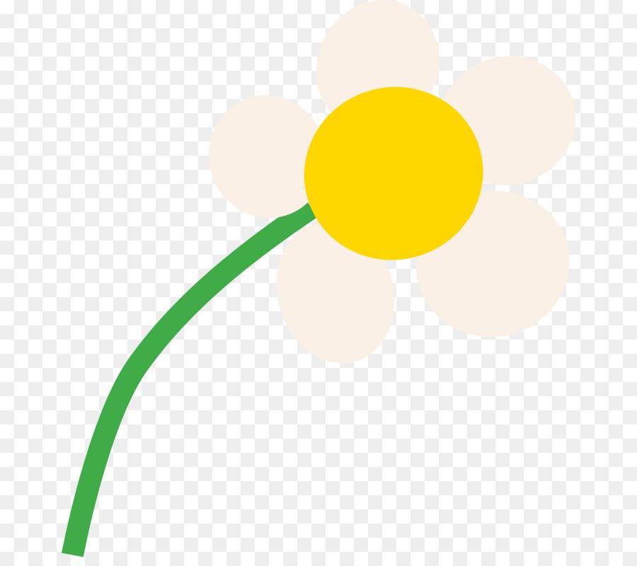 cartoon daisy png clipart Common daisy Clip art