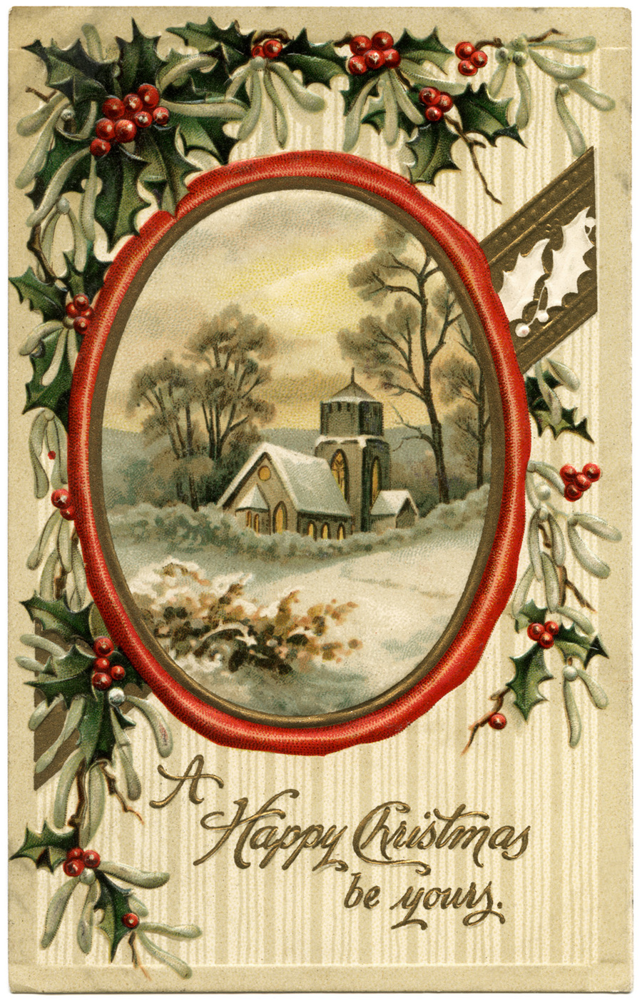 Download free vintage christmas clipart Christian Clip Art Victorian ...