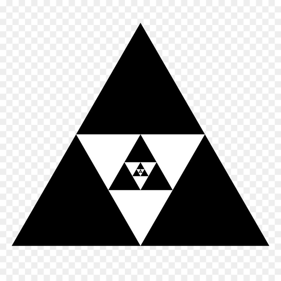 Triforce clip art. Black line background clipart