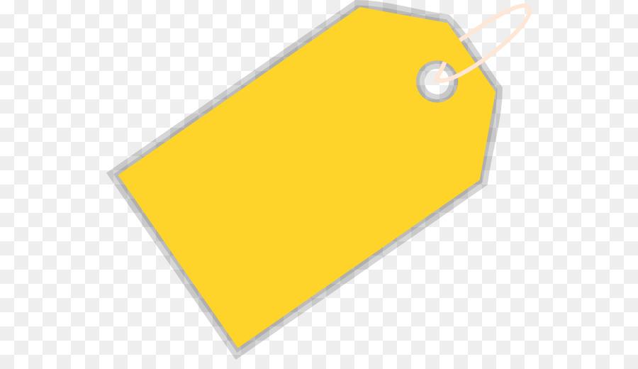 Price tag yellow. Clipart orange line transparent