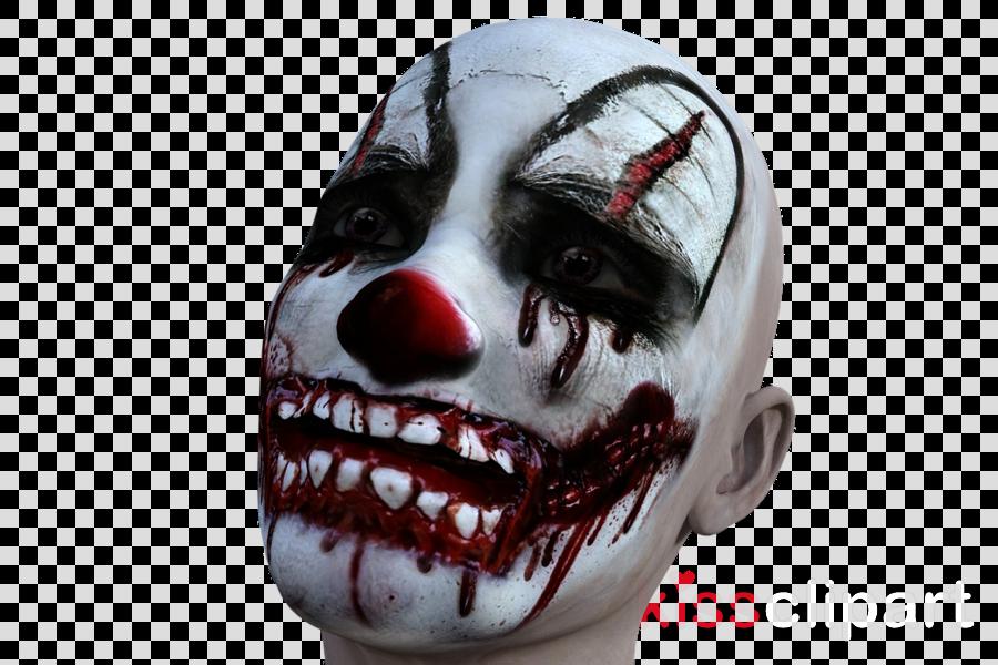 clown horror png clipart It Evil clown