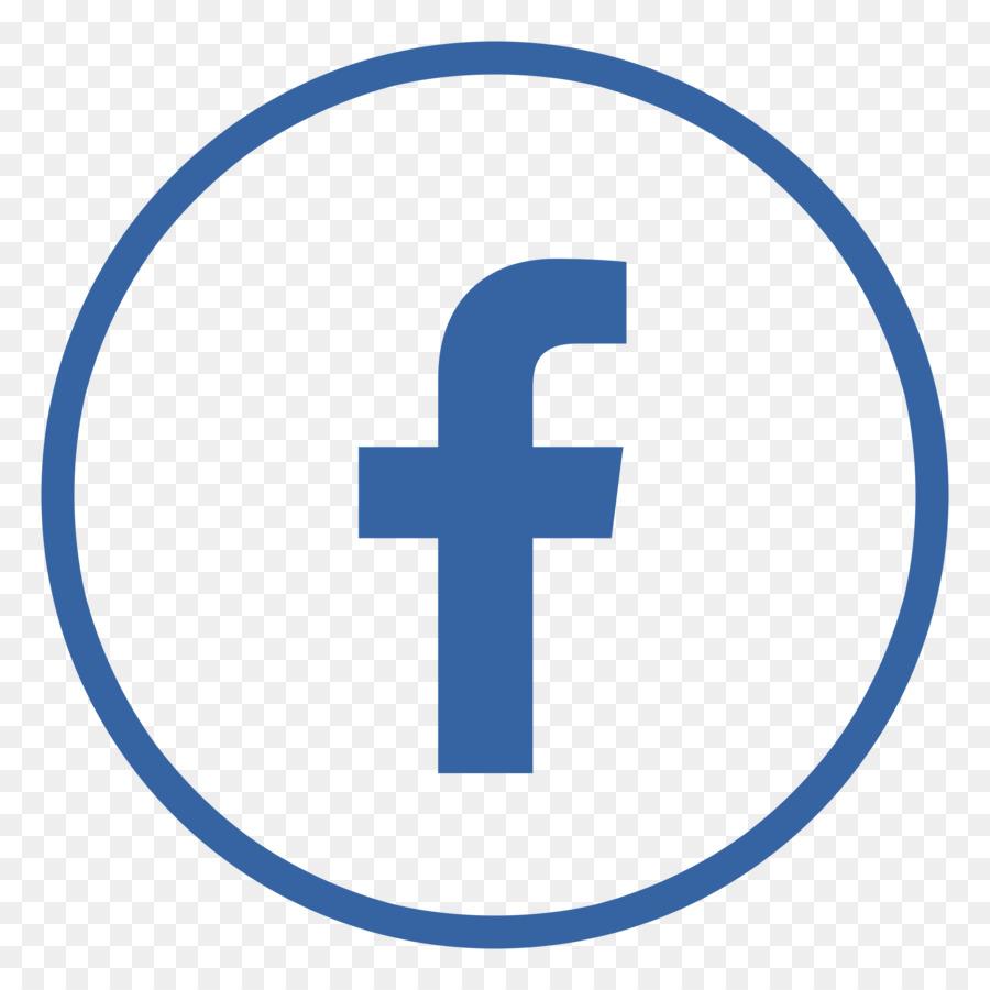 Facebook clip art. Logo circle clipart graphics