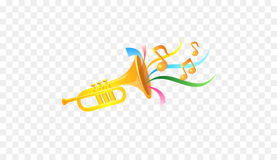 trumpet icon clipart Trumpet Computer Icons