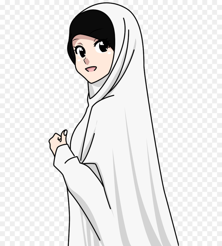 Hijab Cartoon Nusagates