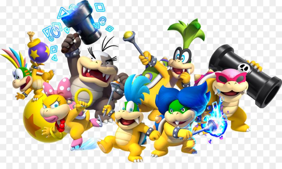 super mario koopalings clipart Super Mario Bros. 3 New Super Mario Bros