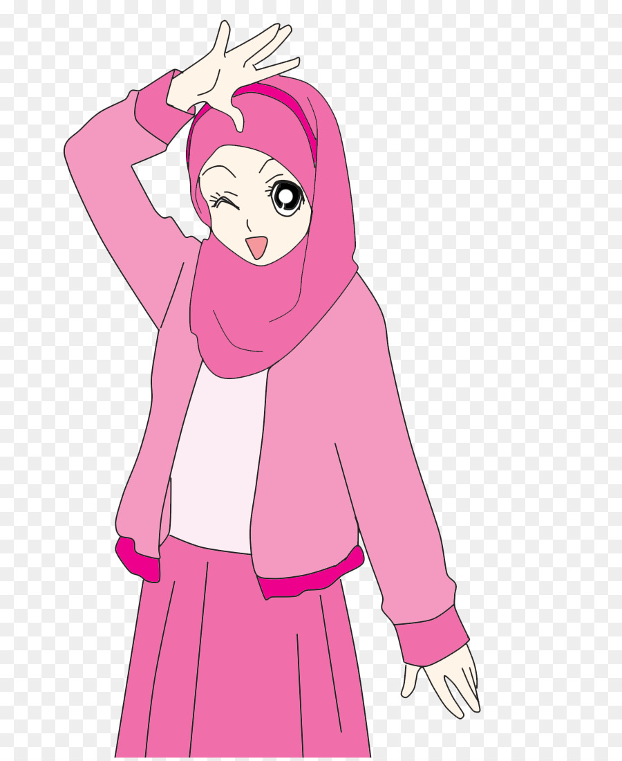 kissclipart cartoon muslimah cute clipart islam muslim hijab 6aca8db8aca30a74