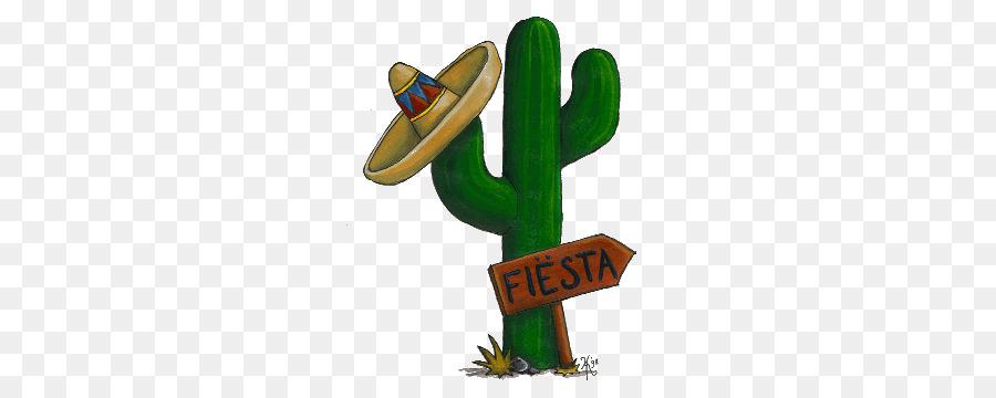 Cactus mexican. Cartoon clipart transparent clip