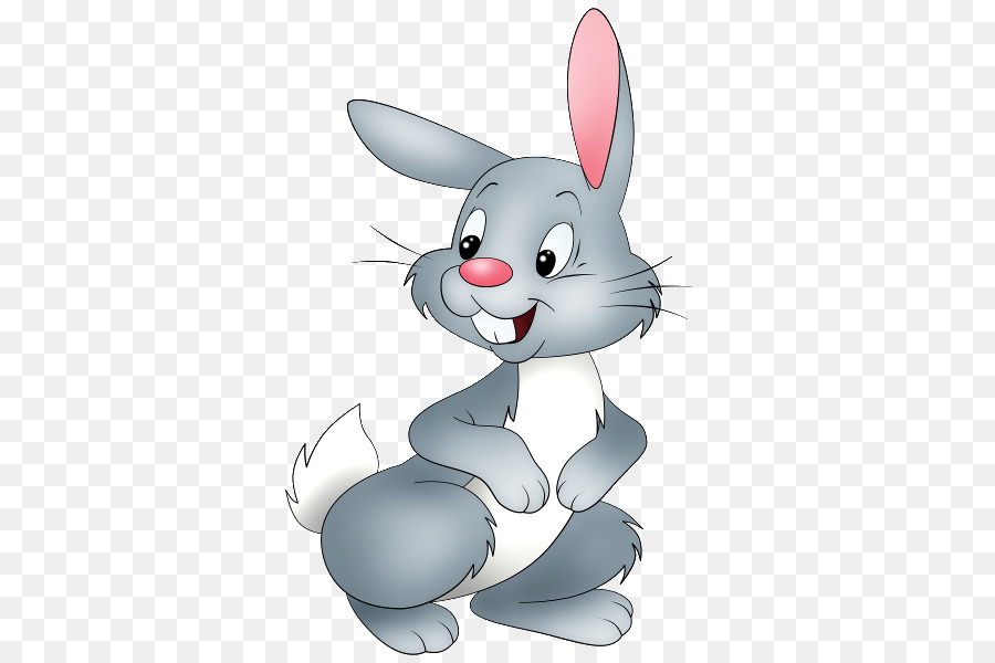 Easter Bunny Background