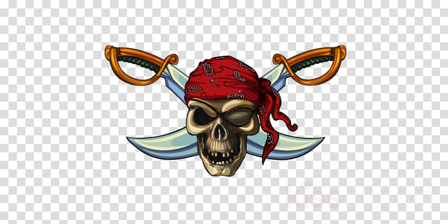 Pirate Skull Graphics Transparent Png Image Clipart Free Download