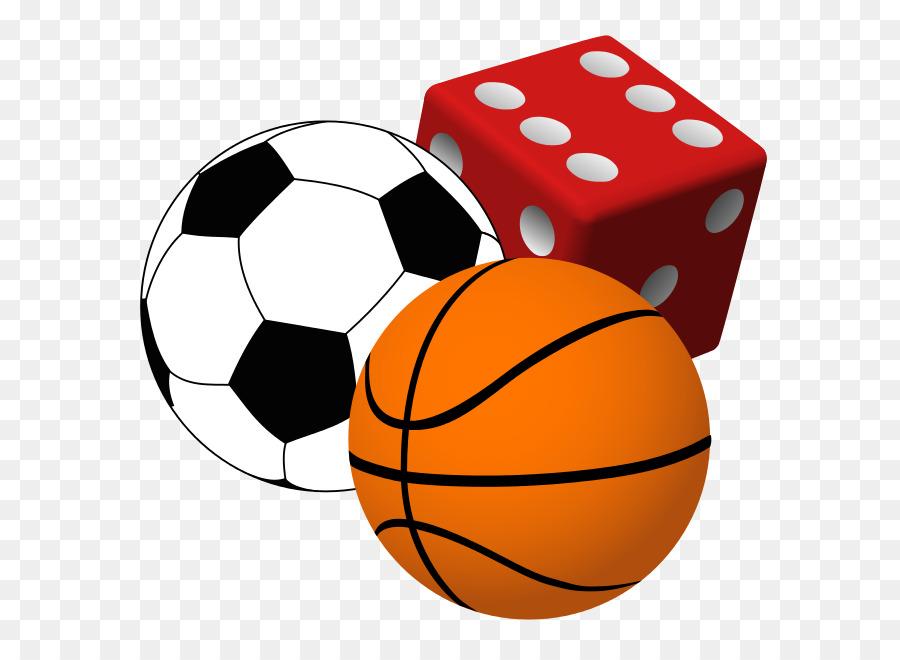 Football Cartoon Clipart Game Sports Ball Transparent Clip Art