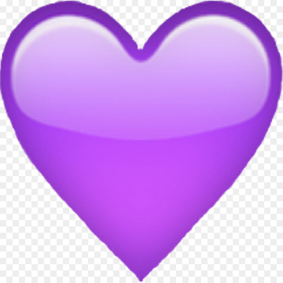 Iphone Heart Emojitransparent png image & clipart free download
