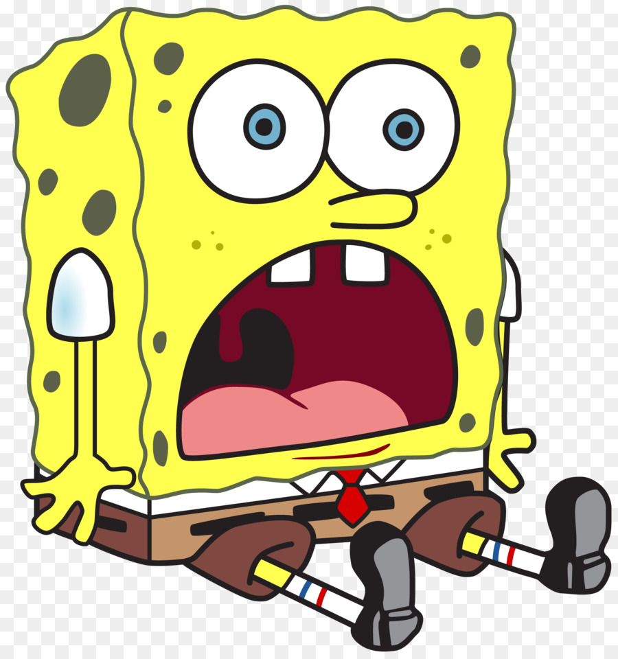 surprised spongebob png clipart Patrick Star