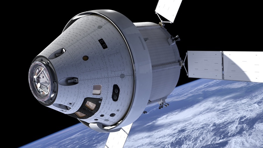 orion spacecraft - HD 1536×864
