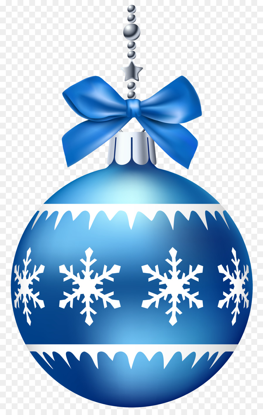 Christmas Tree Blue