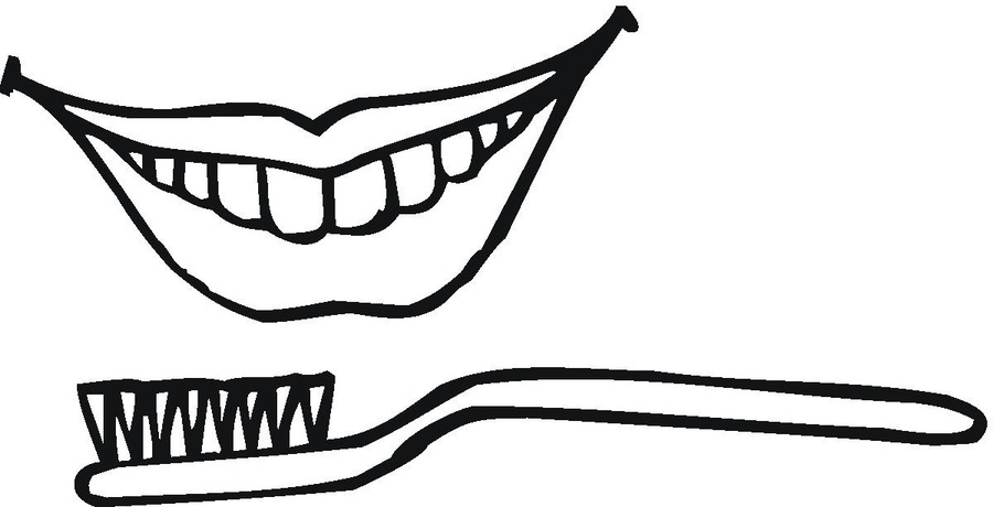 Download toothbrush coloring pages clipart Toothbrush Coloring book ...
