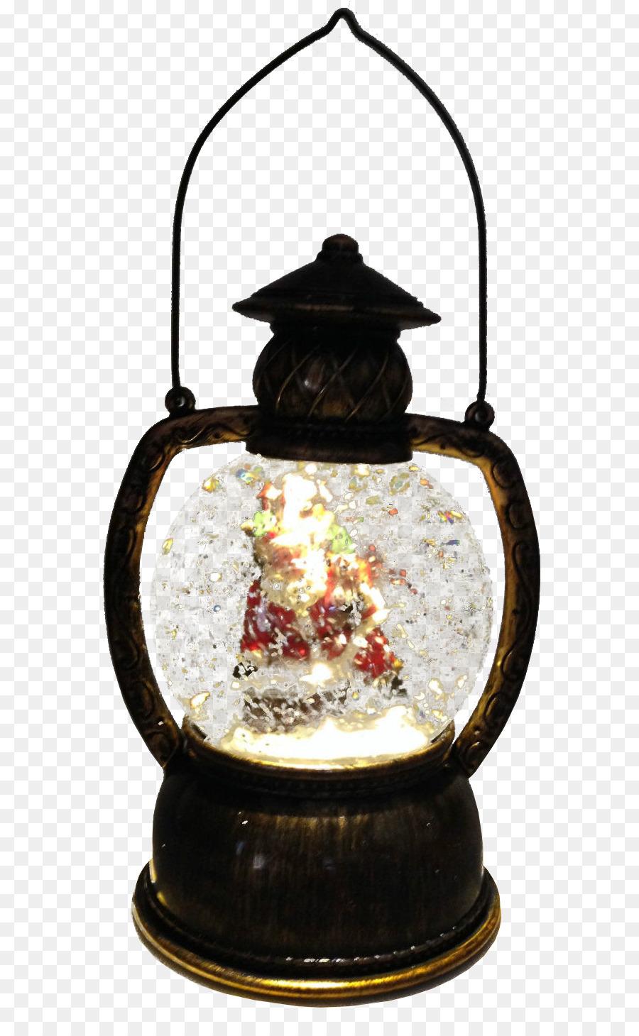 christmas snow globe lantern clipart Santa Claus Snow Globes Christmas Day