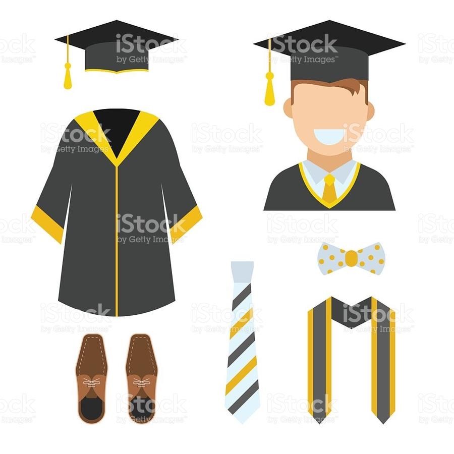 Download graduation gown clipart Robe Academic dress Clip art ...