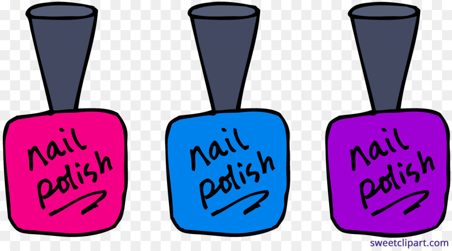 nail polish clip art clipart Nail Polish Clip art