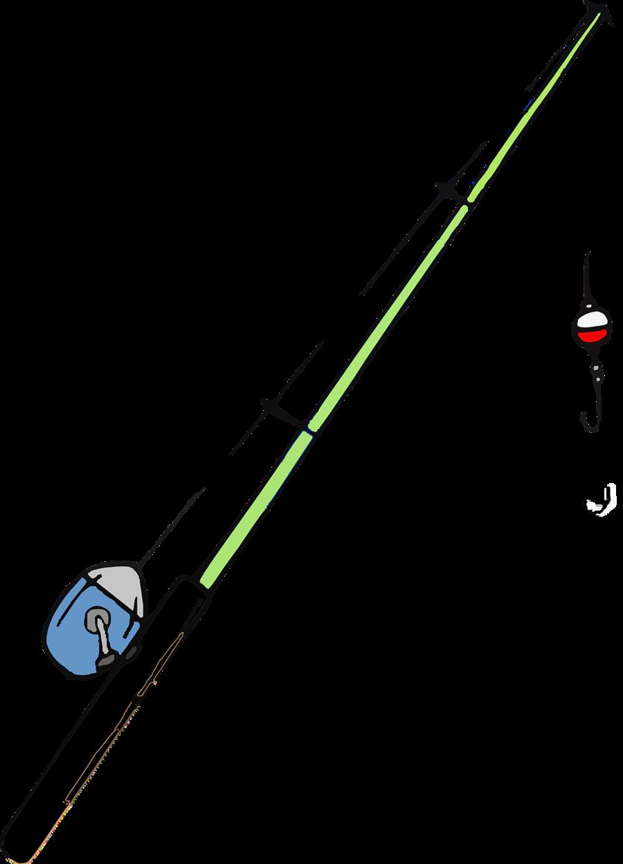 Fishing Cartoon Clipart Fishing Line Product Transparent Clip Art
