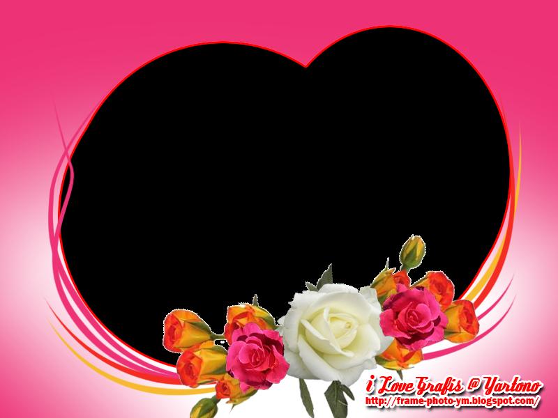 Love Background Heart Clipart Design Rose Flower Transparent