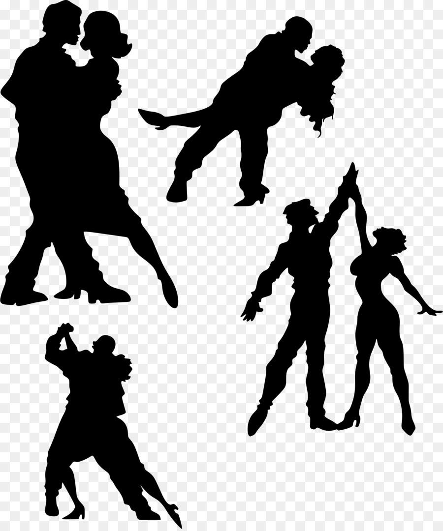 Dance clipart Partner dance