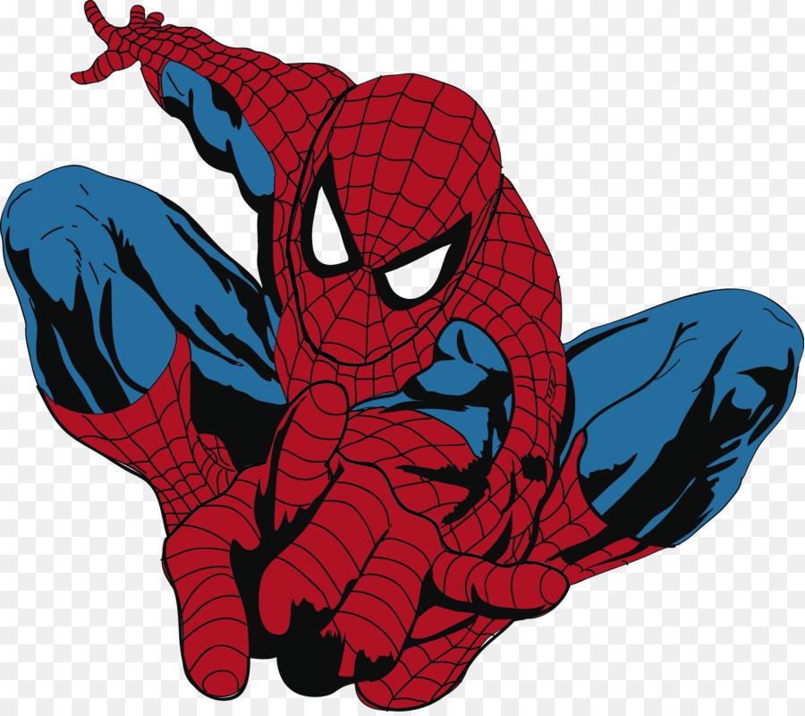 vector spider man clipart Spider-Man Venom