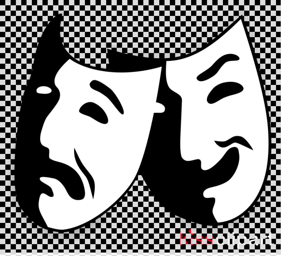 happy sad mask clipart Mask Clip art