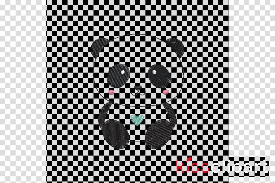 panda fofo clipart Giant panda Bear Drawing