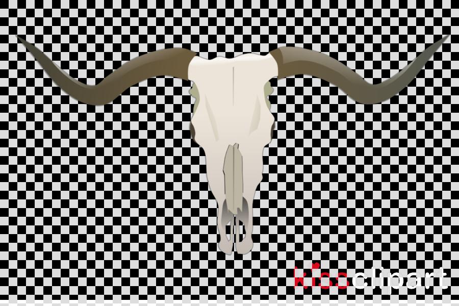 longhorn skull clipart Texas Longhorn English Longhorn Clip art