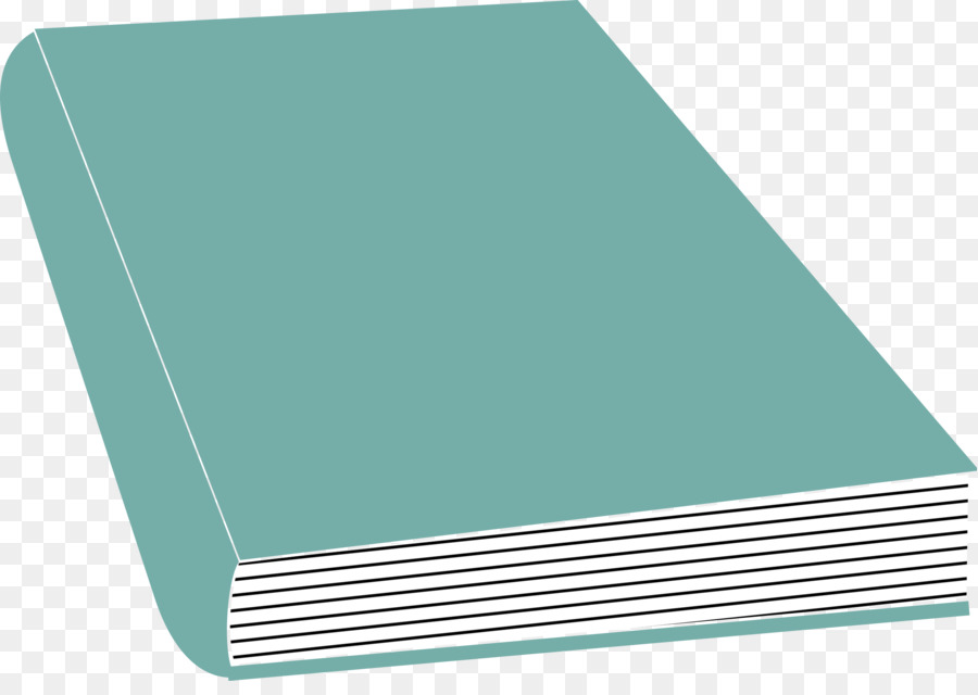 Book teal. Closed clipart clip arttransparent