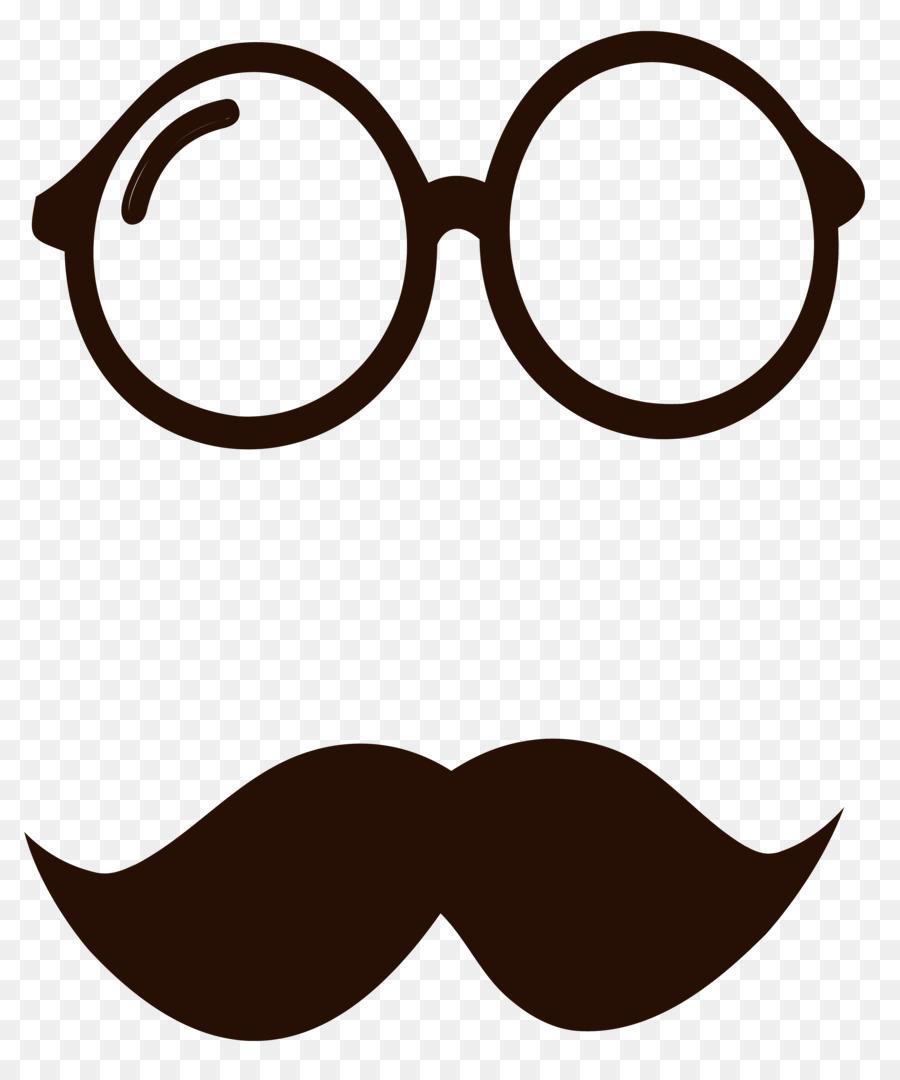 glasses and mustache clipart Glasses Movember Clip art