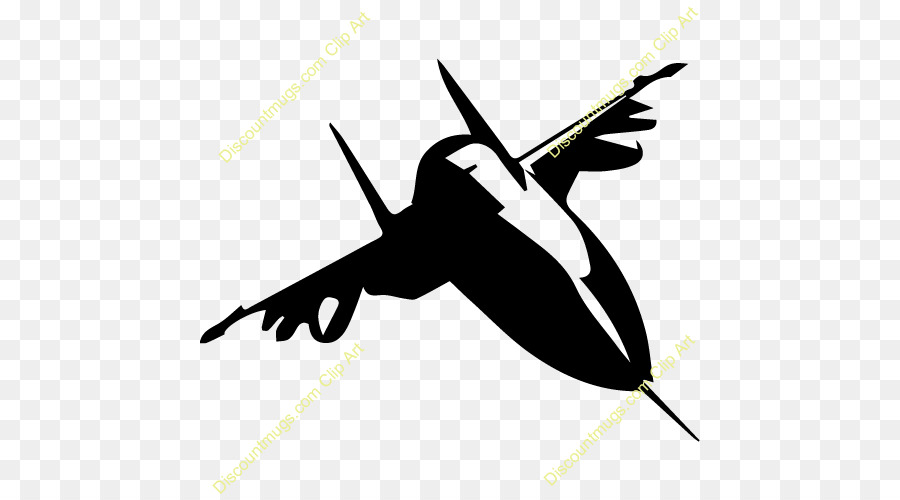 fighter jet silhouette clipart Airplane Aircraft Clip art