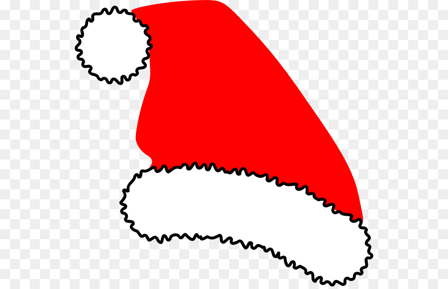 Christmas Hat Drawing Clipart Hat Red Text Transparent